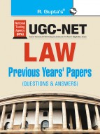 UGC-NET: LAW Previous Years' Paper (Solved)