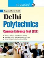 Delhi Polytechnics Common Entrance Test (CET) Guide (Big Size)