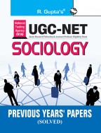 UGC-NET: Sociology Previous Years' Papers (Solved)
