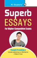 Superb Essays: for Higher Competitive Exams