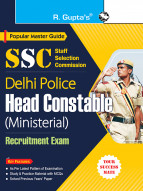 Delhi Police Head Constable (Ministerial) Recruitment Exam Guide