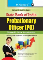 SBI PO (Probationary Officer) Phase-II (Main) Exam Guide
