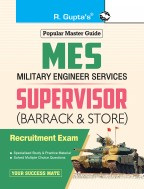 Military Engineering Services (MES): Supervisor (Barrack & Store) Exam Guide