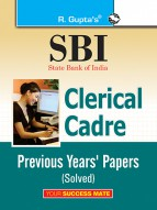 SBI: Clerical Cadre Junior Associates (Phase-I) Preliminary Exam - Previous Years Papers (Solved)