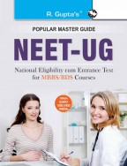 NEET-UG Common Entrance Test (CET) Guide: for Admission to MBBS/BDS Courses