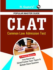 Common Law Admission (CLAT) Test Guide: for UG Programme