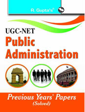 UGC-NET: Public Administration Previous Papers (Solved)