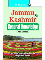 Jammu and Kashmir General Knowledge: At a Glance