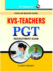 KVS: PGT Common Subjects Recruitment Exam Guide