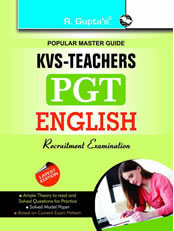 KVS: English Teacher (PGT) Recruitment Exam Guide