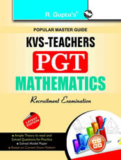 KVS: Teachers (PGT): Math Guide