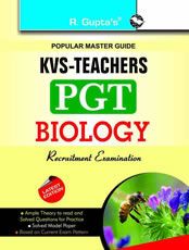 KVS: Teachers (PGT): Biology Guide