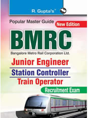 BMRC: Train Operator/Junior Engineer/Station Controller Exam Guide