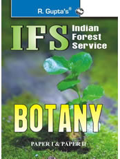 UPSC-IFS Botany (Including Paper I & II) Main Exam Guide
