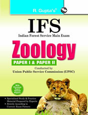UPSC: IFS Zoology (Including Paper I & II) Main Exam Guide
