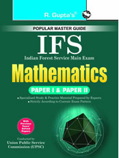 UPSC: IFS Mathematics (Paper I & II) Main Exam Guide