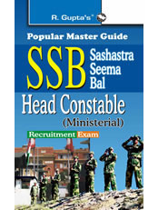 SSB: Head Constable (Ministerial) Exam Guide