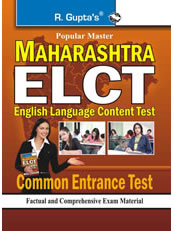 Maharashtra English Language Content Test (ELECT)