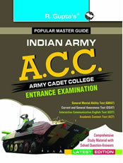 Army Cadet College (ACC) Entrance Exam Guide