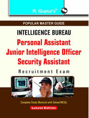 IB: PA/JIO/ (Grade-II)/Security Assistant Exam Guide