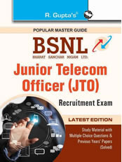 BSNL: Junior Telecom Officer (JTO)-Telecom Recruitment Exam Guide