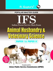 IFS: Animal Husbandry and Veterinary Science Main Exam Guide (Paper I & II)