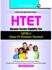 HTET Primary Teacher (PRT) Level-I (Class I to V) Exam Guide