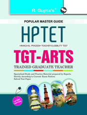 HP-TET (Himachal Pradesh Teacher Eligiblity Test) for TGT (Arts) Guide