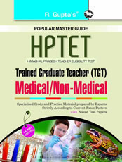 HP-TET (Himachal Pradesh Teacher Eligiblity Test) for TGT (Medical/Non Medical) Guide