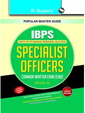 IBPS : Specialist Officers Guide