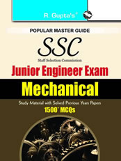 SSC Junior Engineers (Mechanical) Exam Guide