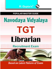 Navodaya Vidyalaya: Librarian (Subject Knowledge) Recruitment Exam Guide