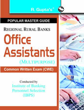 Regional Rural Banks: Office Assistants (Multipurpose) (IBPS-CWE) Guide