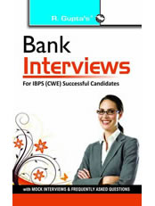 Bank Interviews For IBPS (CWE) Successful Candidates (English)