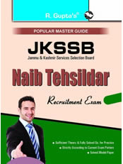 JKSSB : Naib Tehsildar Recruitment Exam Guide