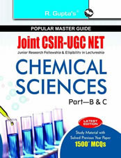 Joint CSIR-UGC NET: Chemical Sciences (Part B & C) Exam Guide