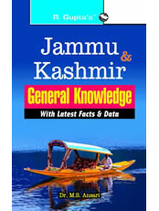 Jammu & Kashmir General Knowledge: Latest Facts and Data