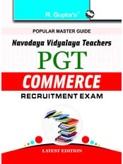 Navodaya Vidyalaya: PGT (Commerce) Recruitment Exam Guide