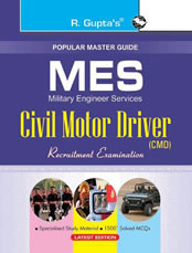 Military Engineering Services (MES): Civil Motor Driver (CMD) Recruitment Exam Guide