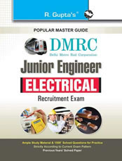DMRC: Junior Engineer Electrical Recruitment Exam Guide