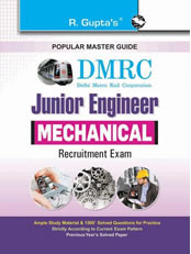 DMRC: Junior Engineer Mechanical Exam Guide