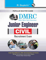 DMRC: Junior Engineer Civil Exam Guide