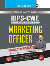 IBPS-Specialist Officers (Marketing Officer) Common Written Exam Guide