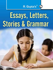 Essay, Letters, Stories and Grammar (Pocket Book): For Middle Classes of Convent Schools