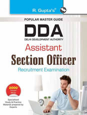 DDA: Assistant Section Officer Recruitment Exam Guide