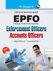 EPFO : Enforcement Officers/Accounts Officers Recruitment Exam Guide