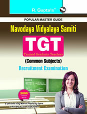 Navodaya Vidyalaya Samiti: TGT (Common Subject) Recruitment Exam Guide