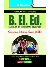 B.EL.Ed. Common Entrance Exam (CEE) Guide