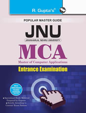 JNU MCA (Master of Computer Application) Entrance Exam Guide