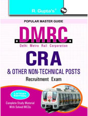 DMRC: CRA Recruitment Exam Guide